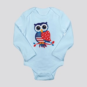 USA Owl Body Suit